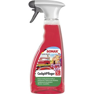 SONAX 500 ml CockpitPfleger Matteffect Cherry Kick