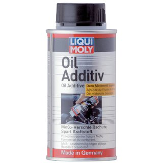 Original Liqui Moly 125ml Oil Additiv Öl-Additiv Additive 1011