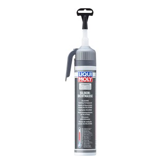 Original Liqui Moly 200ml Silikondichtmasse transparent 6184
