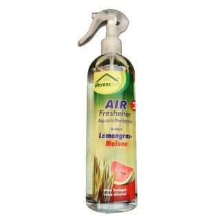 AIR Freshener Aqualuftwäsche Lemongras-Melone 500 ml